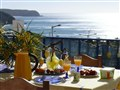 Ready for breakfast in Salema, PORTUGAL